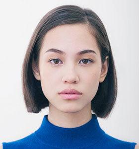 красивая азиатка
