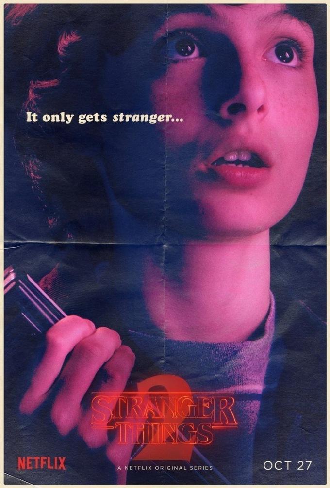 stranger-things-2 очень странные дела 2 Майк Вилер