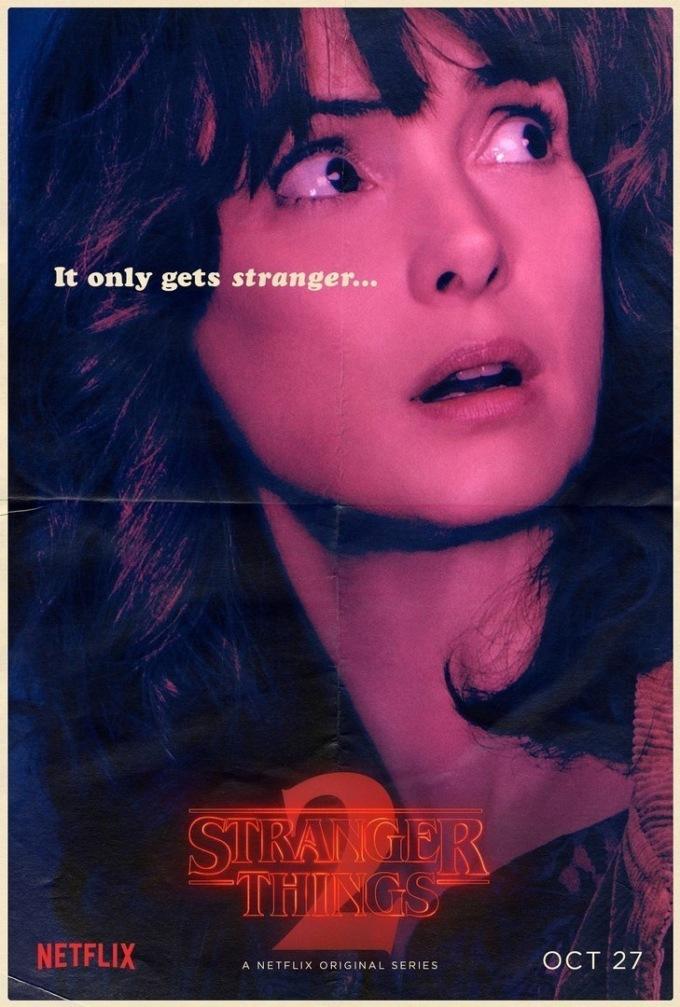 stranger-things-2 очень странные дела 2 Джойс