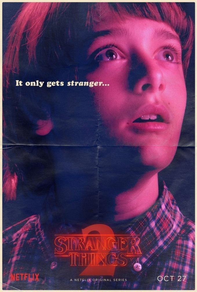 stranger-things-2 очень странные дела 2 Вилл
