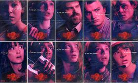 """""""Очень странные дела 2"""" (Stranger Things 2) - новые постеры"""