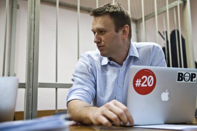 Навальный Ив Роше