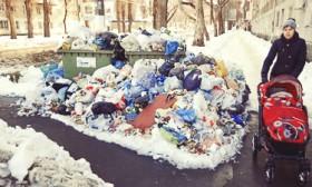 Как в Одессе убирают снег