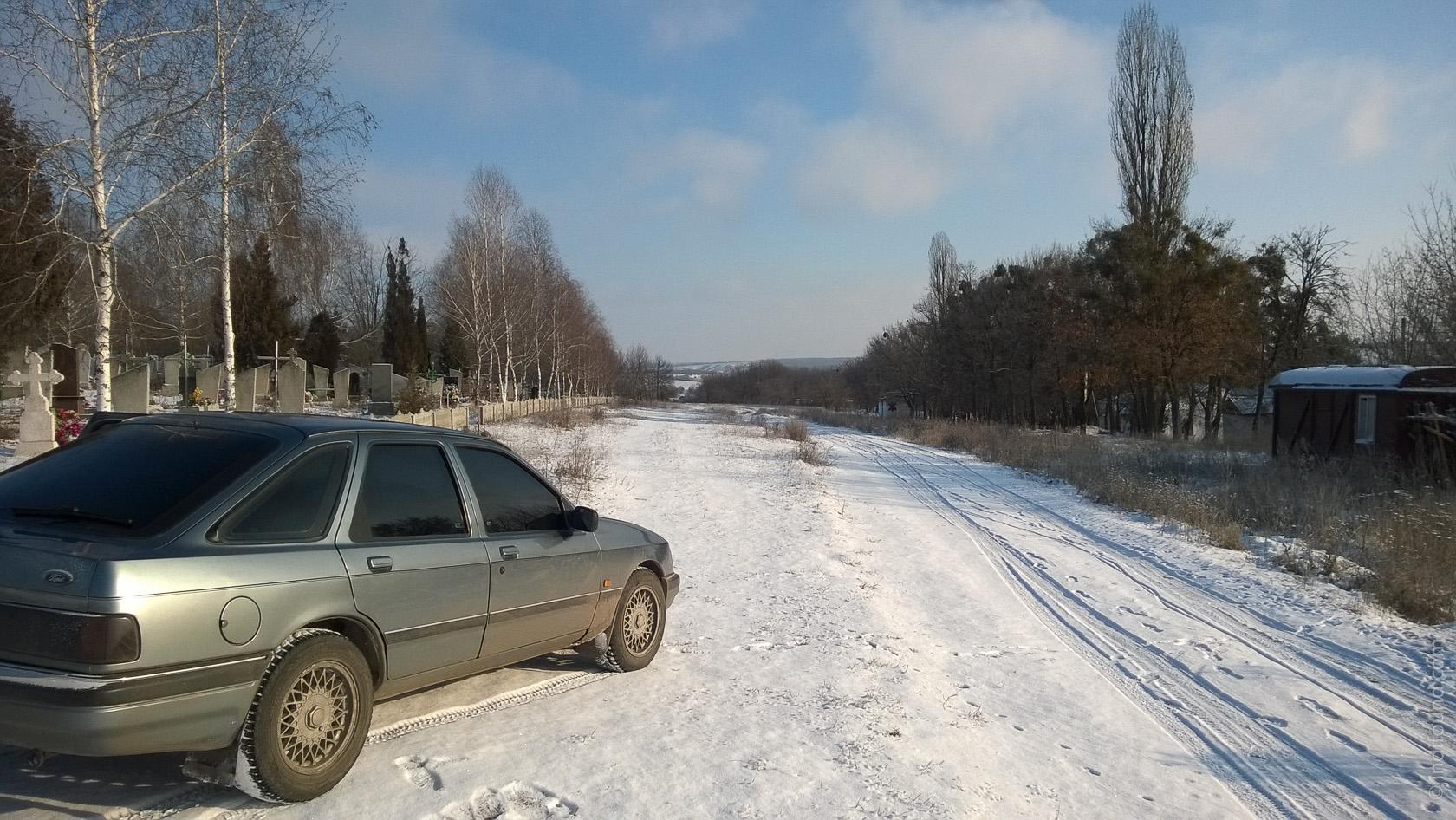 кладбище, Носачево, Смела, Украина