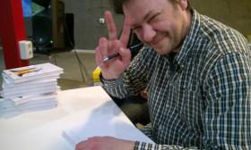 Книга «Всё вот это вот», Александр Топилов, презентация в Терминале 42, Одесса