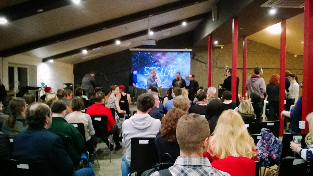 Издательство Stellar, Одесса. Презентация книги Всё вот это вот Александра Топилова