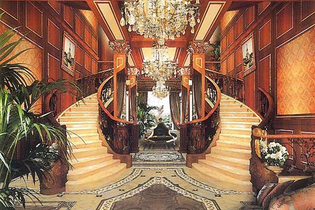 рублевка дворец чемезова и игнатовой