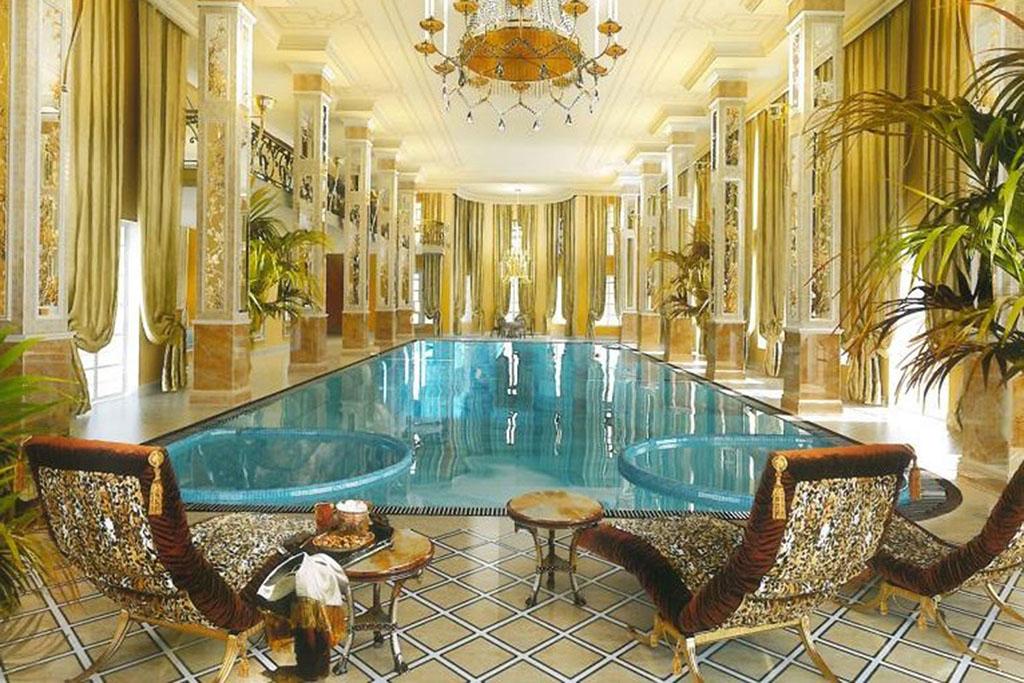 бассейн в барвихе, дворец Игнатовой