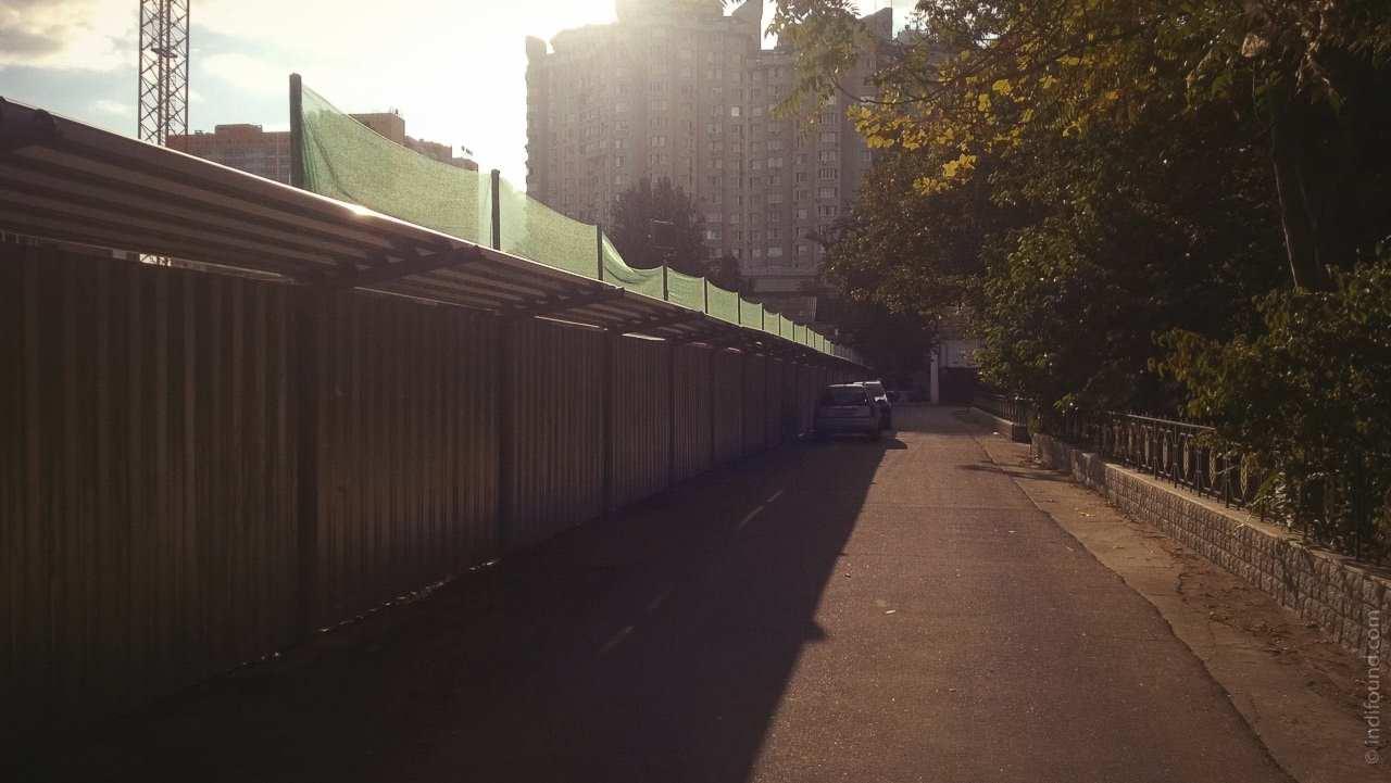 Канатная улица новостройка