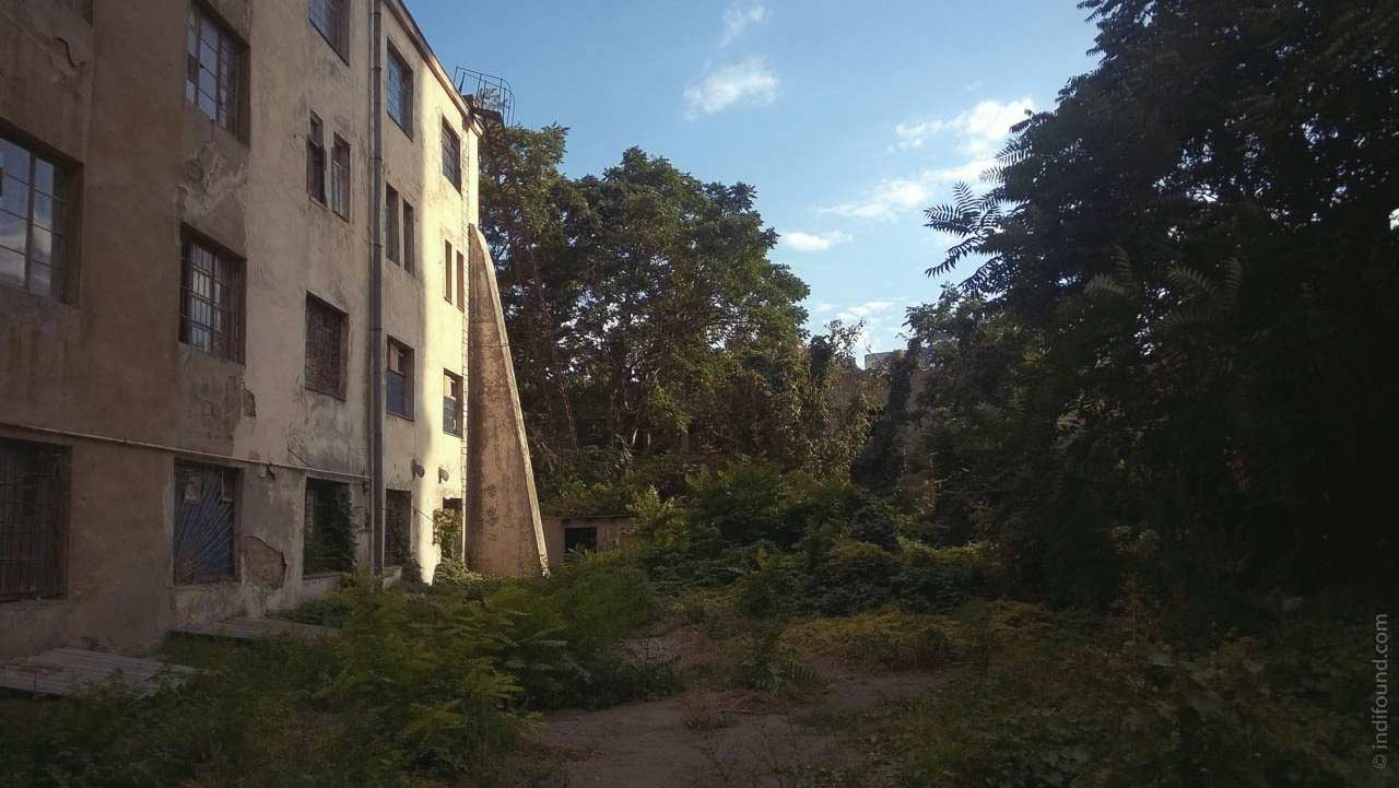 Южная Пальмира Одесса, одесские дворики