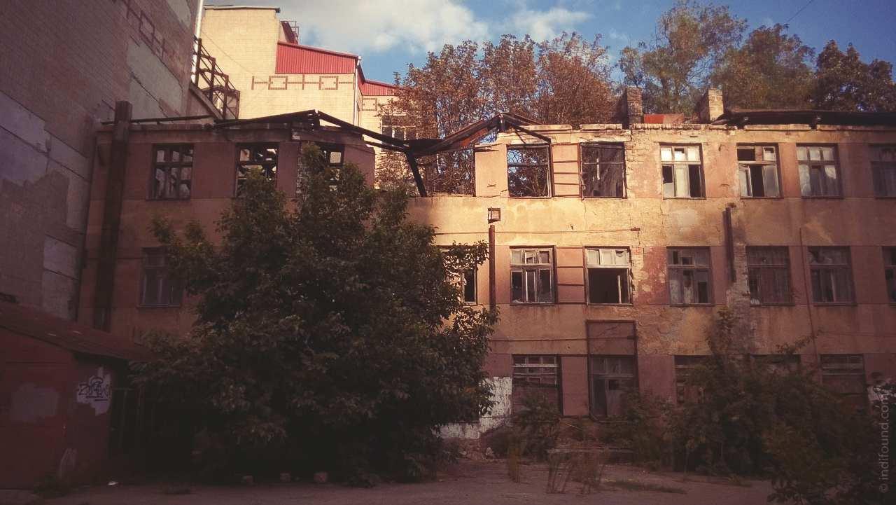 одесская пищевая академия, одесские дворики
