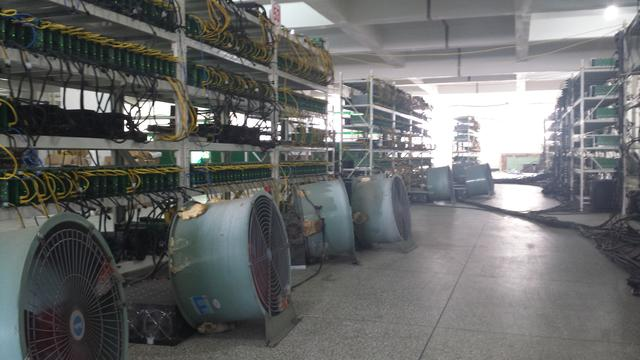 биткоин ферма китай