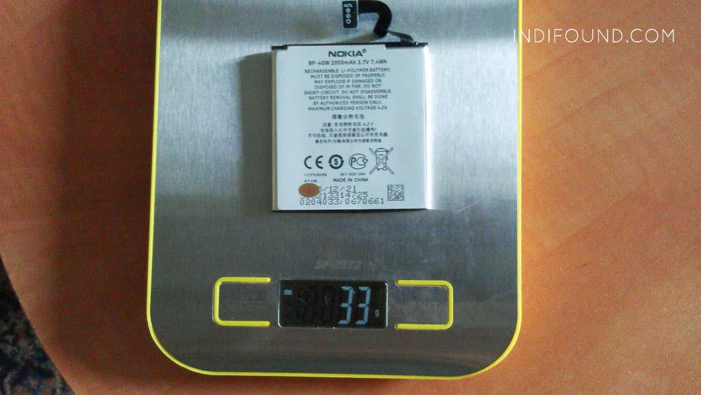 аккумулятор с алиэкспресс Lumia 920