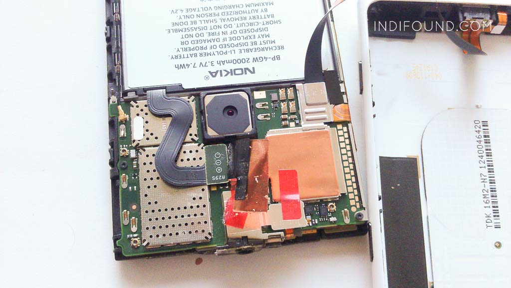 батарея Lumia 920 замена